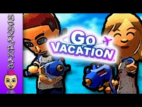 WE HAVE A VISITOR | Go Vacation Let's Play Marine Resort Ep.35