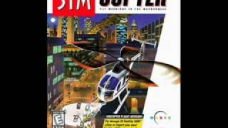 Video Game -Sim Copter (Best of Jazz)