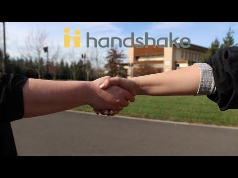 Handshake Hits Sonoma State