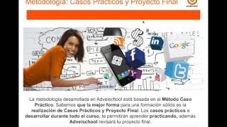 Webinar Informativo  Cursos Google AdWords, Analytics, Community Manager y SEO