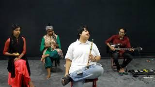 preme-pora-baron-flute-cover-by-proma-z-majumder-with-team-noibeddo