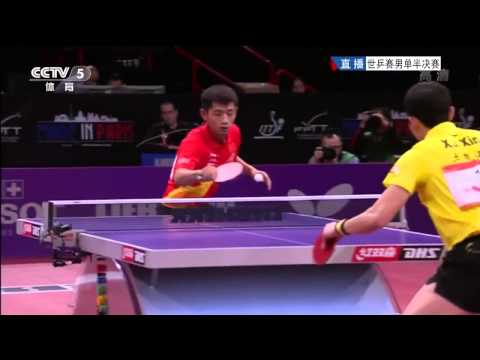 2013 WTTC (ms-sf) ZHANG Jike - XU Xin [HD] [Full Match/Chinese]