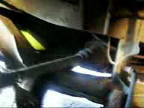 desarmando suspencion delantera ford corcel