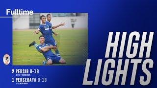 Download Video [Highlight] Liga 1 U-19 | PERSIB vs PERSEBAYA | 9 November 2018 MP3 3GP MP4