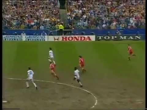 Forgotten Football Classic Leeds United vs Liverpool 1991
