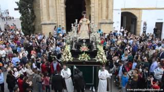 Salida Procesional de Santa Catalina de Alejandría - Conil de la Frontera 2014.