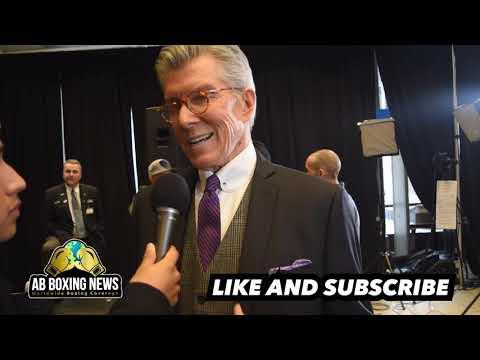 Michael Buffer: Broner must step up vs Pacquiao; Dazn,ESPN&Showtime/Fox is like WWE VS WCW war!