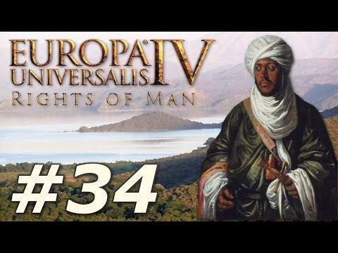 Europa Universalis IV: The Rights of Man | Ethiopia - Part 34