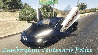How To Install Lamborghini Centenario Lp770 4 Add On Oiv L Gta V