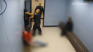 Man sues HPD and city for alleged police brutality