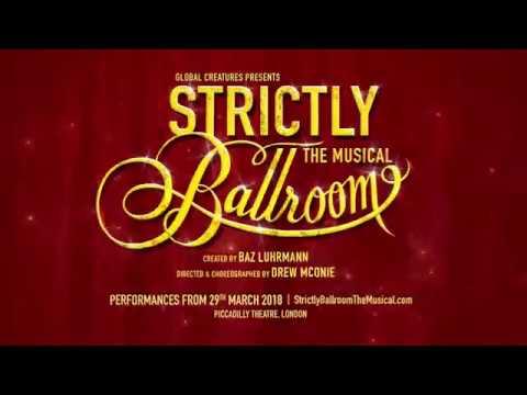 Strictly Ballroom London – Teaser Trailer