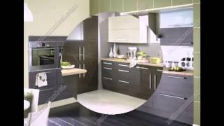 видео Серые кухни