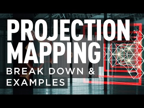 BEST PROJECTION MAPPING EXAMPLES & BREAK DOWN