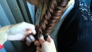 Cómo hacer una trenza de espiga | facilisimo.com