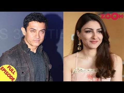 Aamir Khan EXITS from 'Mogul'?! | Soha Ali Khan REFUSES to comment on #MeToo wave & more