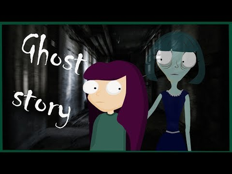 I met a ghost once | Animated horror story