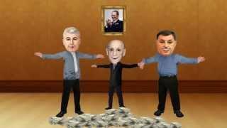 Čović, Tihić i Dodik - Ne dam, ne dam, JMBG
