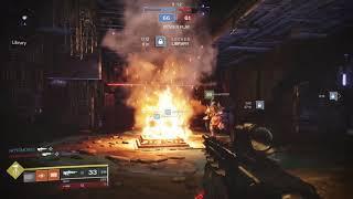 Destiny 2 silly striker titan