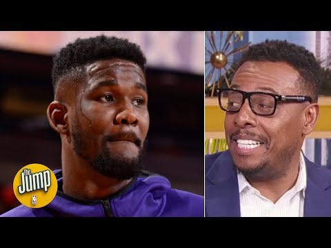 with-deandre-ayton-coming-back,-the-suns-are-a-playoff-team---paul-pierce-|-the-jump