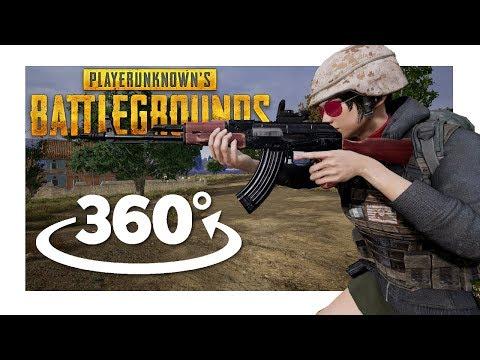 PUBG | A 360° VR Experience
