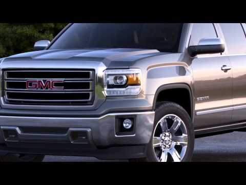Fit And Finish Of The 2014 GMC Sierra 1500 Pickup Truck
