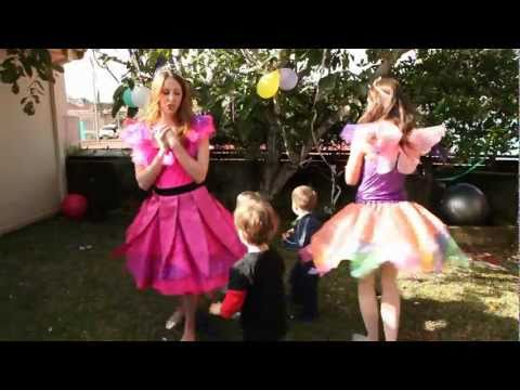 Fairy Parties- Superheroes Inc -Sydney's Premier Childrens Entertainment - Sydney Australia