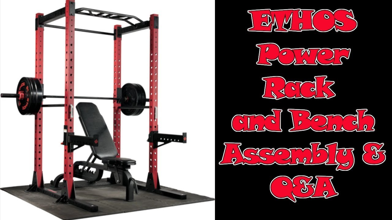 ethos power rack 1 0 assembly and q a