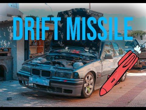 Empezamos el BMW de DRIFT!    Drift Missile #1