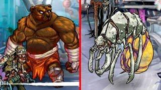 Мутанты генетические войны mutants gg!