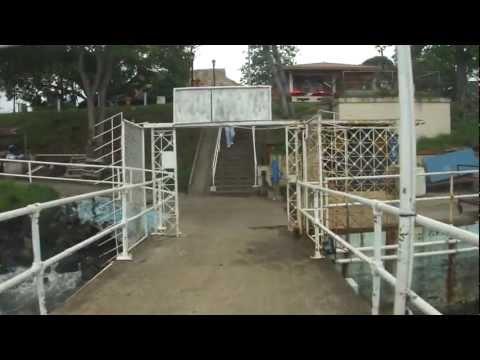 Panama - Yacht Club Dock - Amador