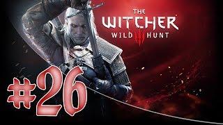 Ведьмак 3: Дикая Охота - Прохождение #26 - Лешачиха и Всебог [4K, 60FPS]