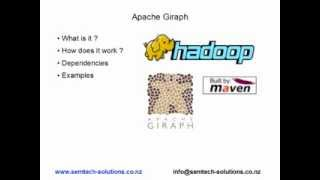 An Introduction to Apache Giraph