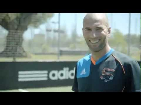 Adidas Sport Energy Shower Gel (feat. Zinedine Zidane)
