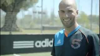 Adidas Sport Energy Shower Gel (feat. Zinedine Zidane)