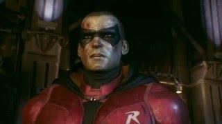 Batman Arkham Knight Walkthrough Gameplay Part 58 - Robin