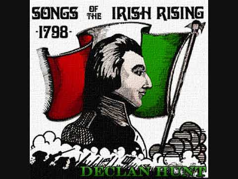 Declan Hunt - Songs Of The Irish Rising 1798 | Full Album | Irish Rebel