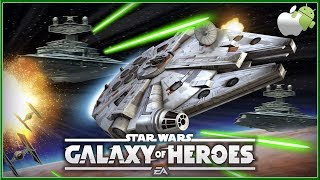 STAR WARS : Galaxy Of Heroes - NEW Legendary EVENT With Han
