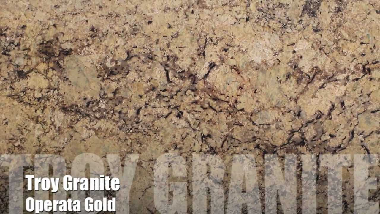 Operata Gold By Troy Granite