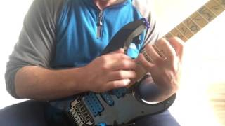 Whole tone - skipping lick 3. (Double taps)  😀🎸🤘