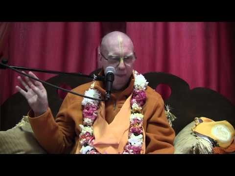 Шримад Бхагаватам 1.13.47 - Бхакти Чайтанья Свами