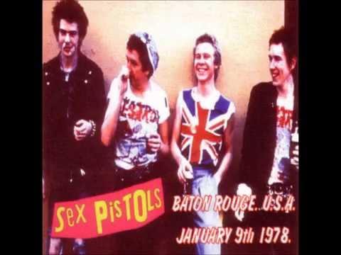 Sex Pistols - Baton Rouge, LA 1978