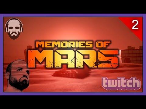SEGUNDA HORA DE JUEGO | MEMORIES OF MARS Gameplay Español