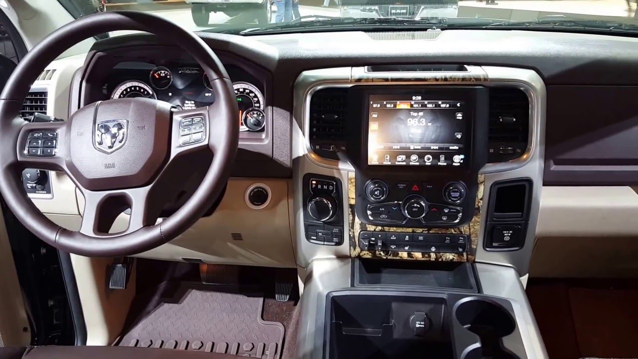 2016 Dodge Ram 1500 Outdoorsman Interior Walkaround Price
