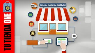 Vende por internet desde casa gratis con DealShaker