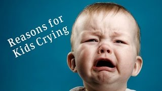 36 Kids Crying For The Funniest Reasons Ever