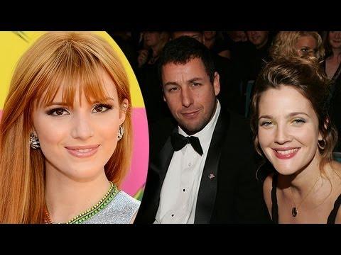 "Bella Thorne Movie with Adam Sandler ""Blended"""
