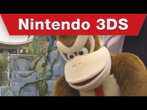 Download Youtube: Nintendo 3DS - Donkey Kong Country Returns 3D Surprise