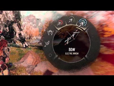El mejor arma de Horizon Zero Dawn