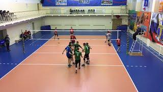 Волейбол. ИГХТУ - Спортивная школа. Чемпионат города Иваново