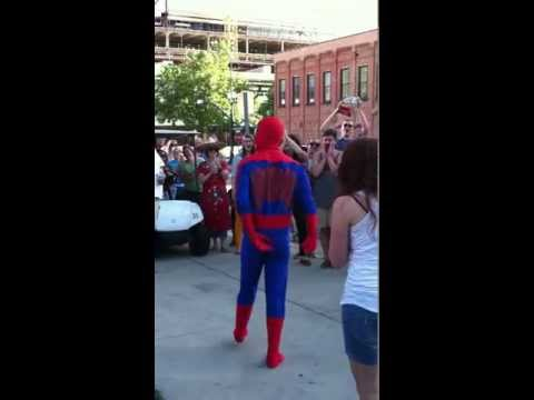 Spider Man Proposed!